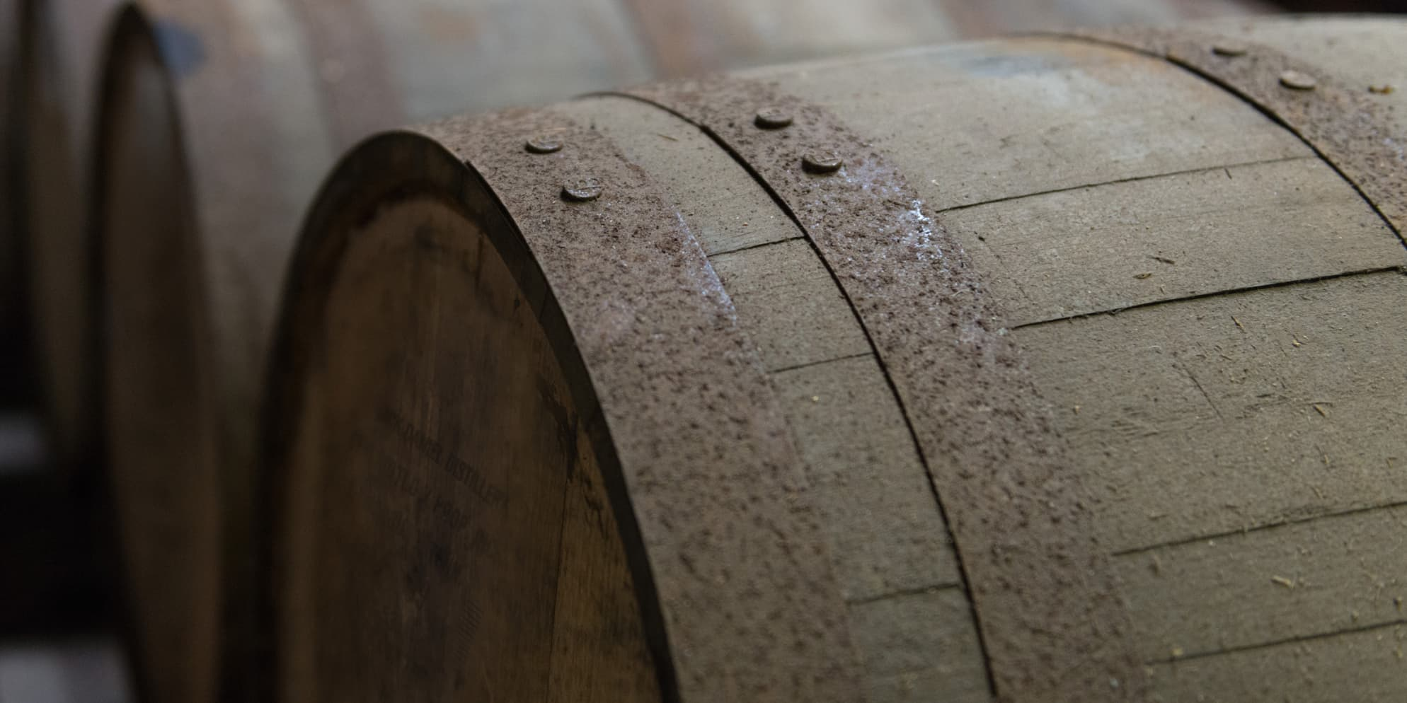Ballantine's Scotch Whisky in Oak Casks