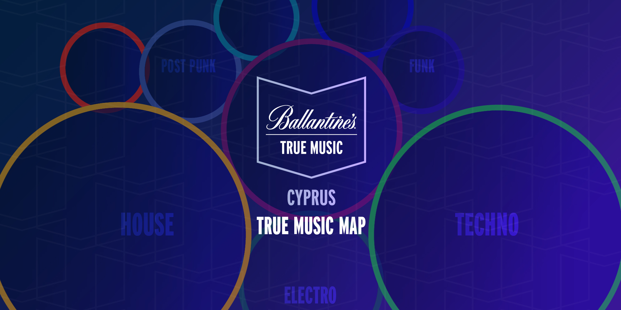 Ballantine's True Music Cyprus