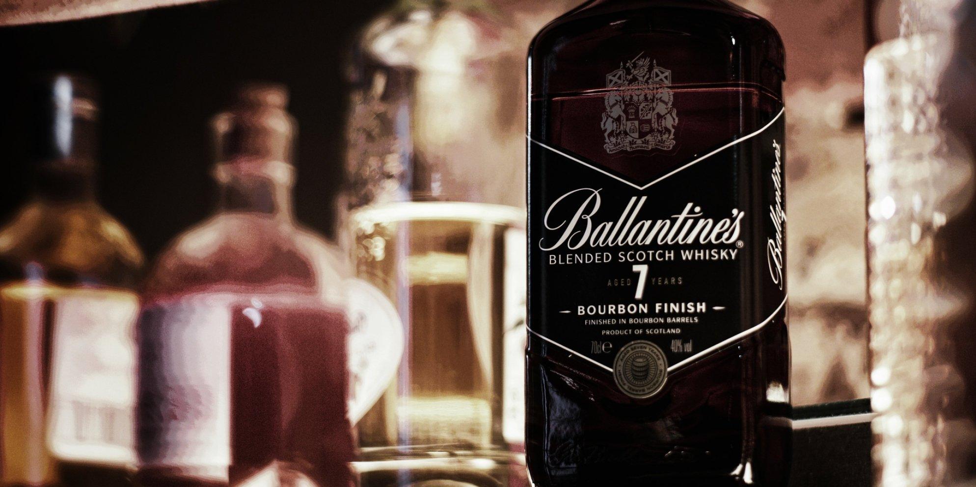 Ballantine's 7 Bourbon Finish