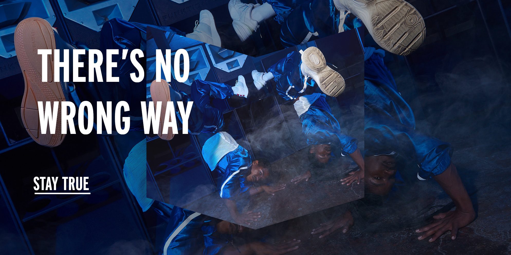 Ballantine's Stay True: There's No Wrong Way