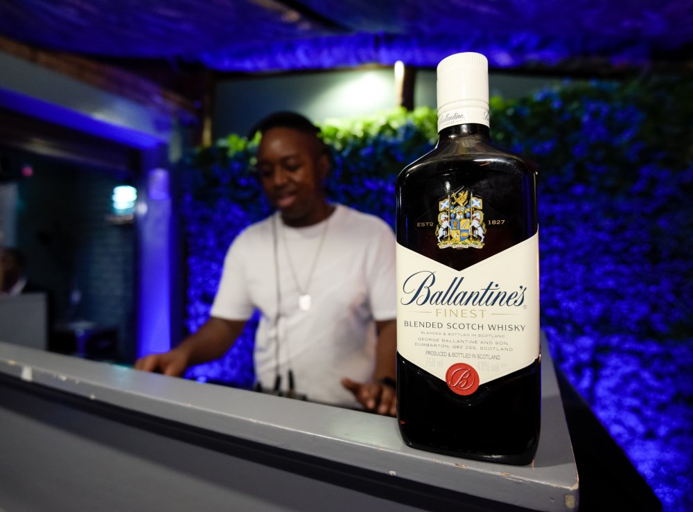 Ballantine's Stay True: There's No Wrong Way with Shimza