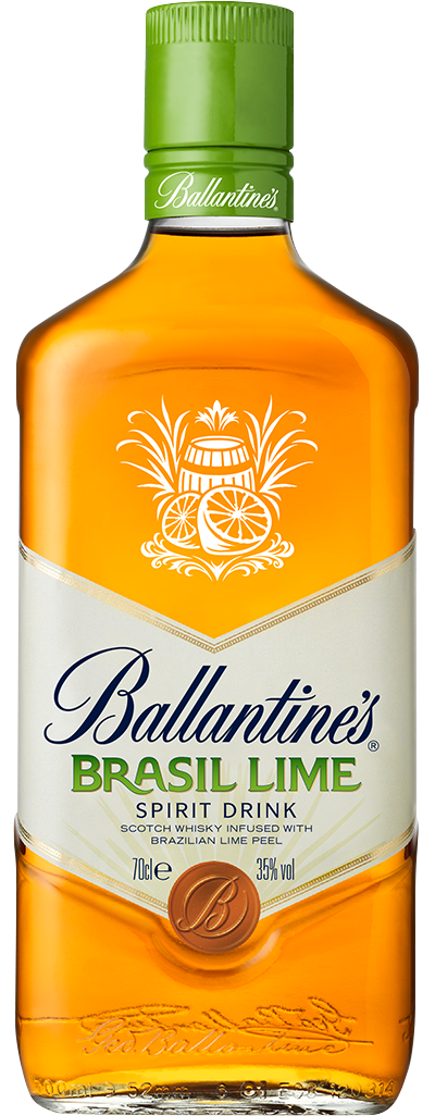 Bouteille Ballantine's Brasil Lime