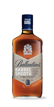 Bouteille Ballantine's Barrel Smooth