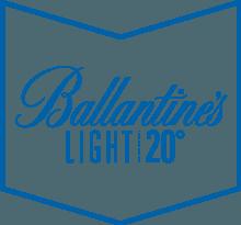 Ballantine's Light chevron logo