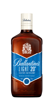 Ballantine's Light bottle