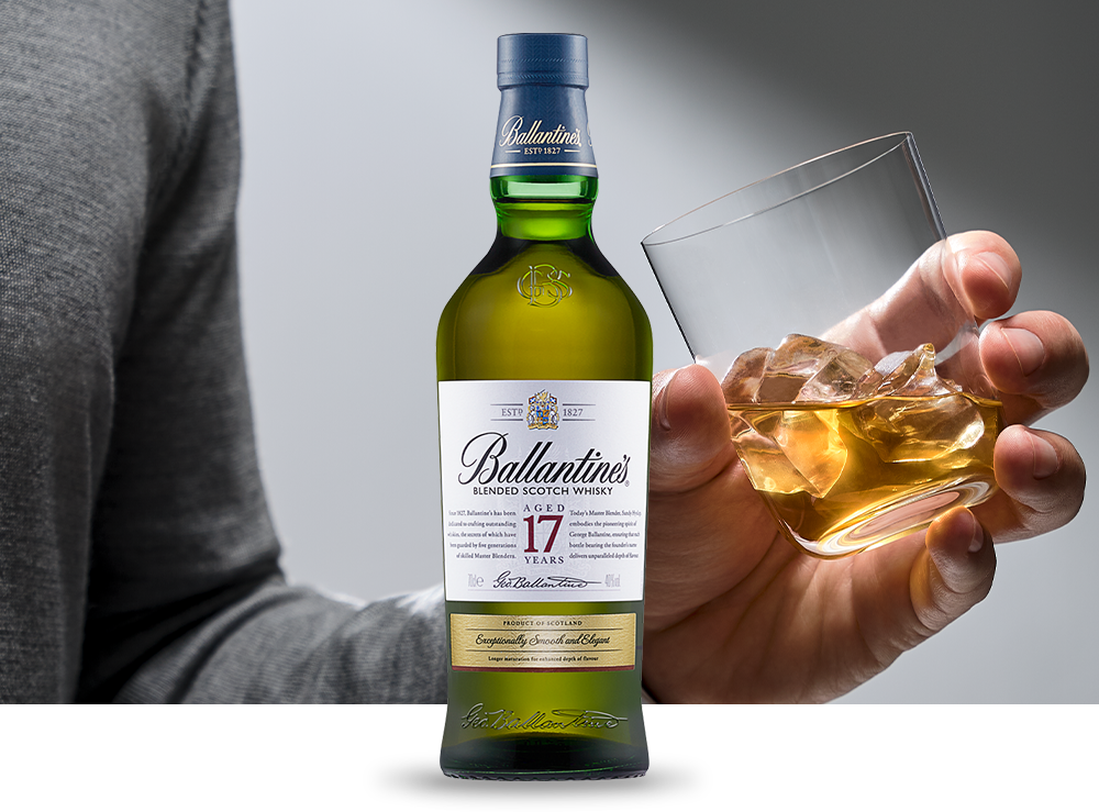 Ballantine's Scotch Whisky | Ballantine's 17 Years