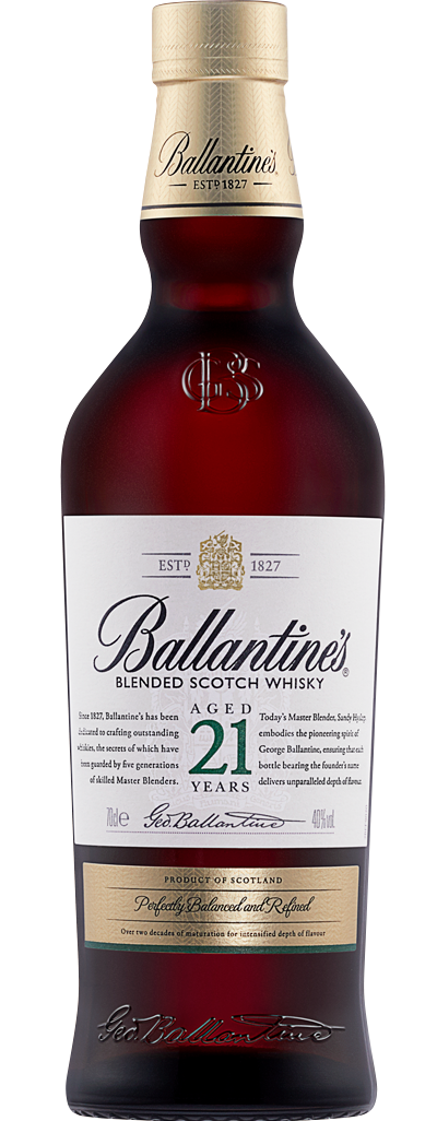Ballantine's 21 Years Blended Scotch Whisky
