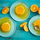 Apelsini-karamellipuding