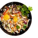 Indoneesiapärane riisi-panniroog