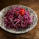 Idamaine punase kapsa salat