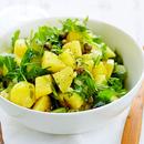 Rukola-kartulisalat