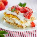 Maasika-kookose Brita kook