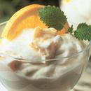 Apelsini jogurtivaht