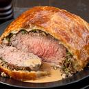 Beef Wellington ja õllekaste
