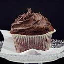 Šokolaadiglasuuriga muffinid