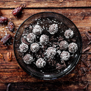 Datli-šokolaadipallikesed