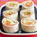 Õrnsoolalõhe ja tortilja sushi