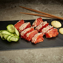 Soja-graavilõhe ja wasabi majonees