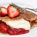 Vanilli-maasikamoos