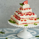 Lihtne maasikakook