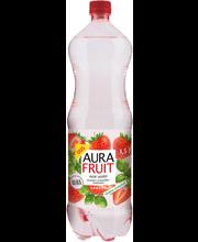 Aura Fruit maasika-basiiliku maitsega vesi 1,5L