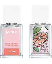 Mexx WHENEVER WHEREVER W EDT 15ml