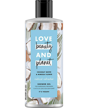 Dushigeel love, beauty & planet radical värskendav 500ml