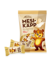 Kalev Mesikäpp vahvliga piimabatoonike 150 g