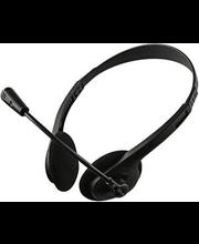 Kõrvaklapid mikrofoniga Primo