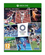 XBONE mäng Tokyo Olympics