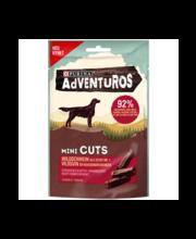 Adventuros Mini Cuts koerte maiuspalad, 70 g