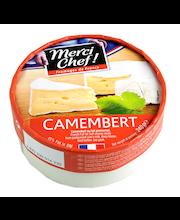 Camembert valgehallitusjuust, 240 g