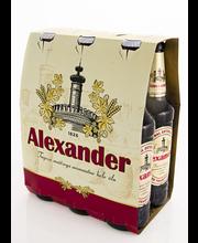 ALEXANDER 6-PAKK 5,2% 3 L ÕLU