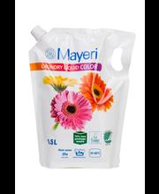 Mayeri Color pesugeeli täitepakk 1,5 l
