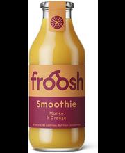 Froosh mango-apelsinismuuti 750ml