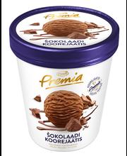 Šokolaadi koorejäätis, 500 ml