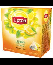 Must tee sidruniga 20 x 1,7 g