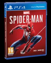 PS4 mäng Marvels Spiderman