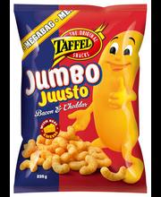 Taffel Jumbo Peekoni-Juustu Pulgakesed 235 g