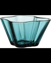 Klaaskauss Aalto 75 mm, meresinine