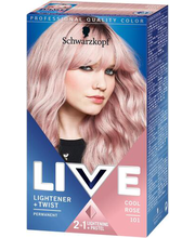 Juuksevärv Live Color 101 Rose Blonde