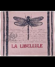 Linik Korento 40 x 140 cm, roosa puuvill