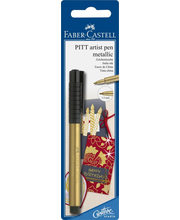 Metallik pastakas kuld
