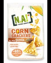 N.A! maisisnäkid kinoaga 50 g, mahe, vegan, gluteenivaba