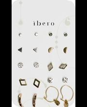 Ibero kõrvarõngaste komplekt