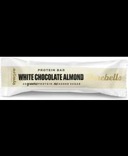 Valgubatoon valge šokolaadi ja mandliga, 55g