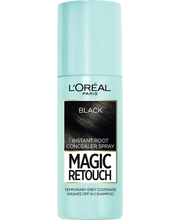Tooniv kergvärvisprei Magic Retouch Black 75 ml