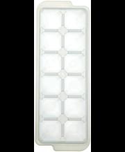Jääkuubikute vorm, sinine/valge plast