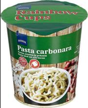 Rainbow pasta Carbonara topsis 70g