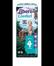 Libero Comfort 4 Teipmähe 7-11kg 52 tk.